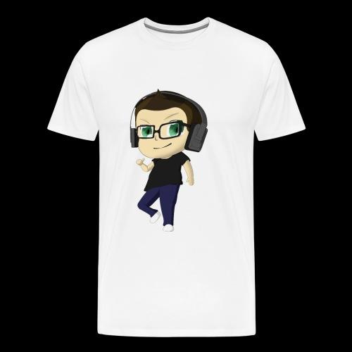 Cervin-Vega Chibi - Männer Premium T-Shirt