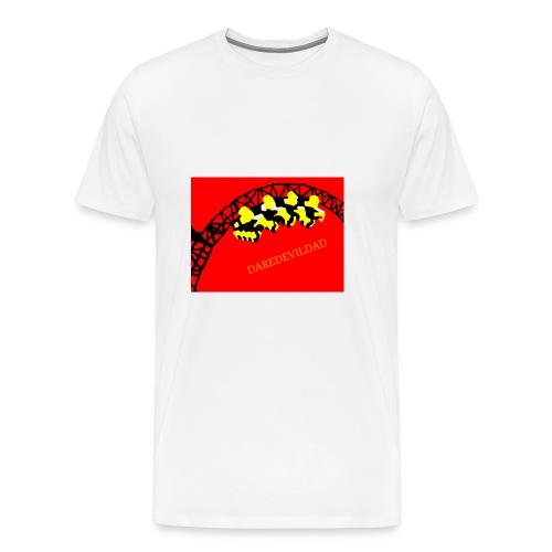 DareDevilDad - Men's Premium T-Shirt