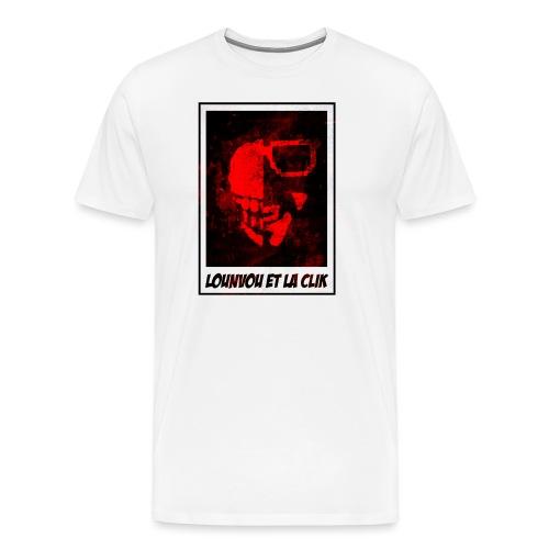 lounvou tab - T-shirt Premium Homme