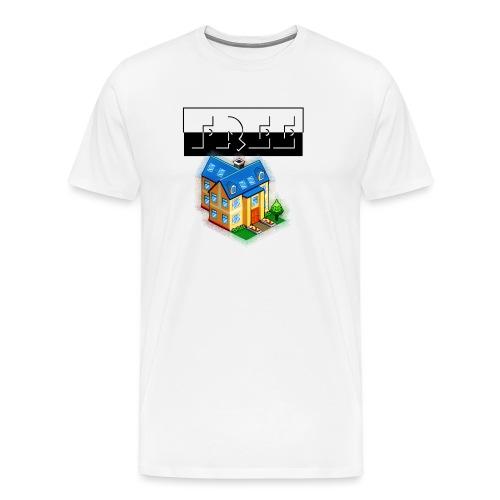 Free house - Men's Premium T-Shirt