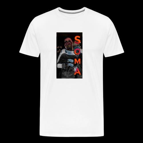 S O M A // Design - Mannen Premium T-shirt