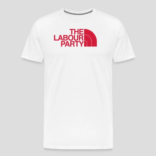 The Labour Party - Men's Premium T-Shirt