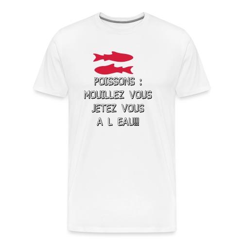ASTRO POISSON - T-shirt Premium Homme