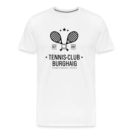 TCB-Logo_Bespannung+ - Männer Premium T-Shirt