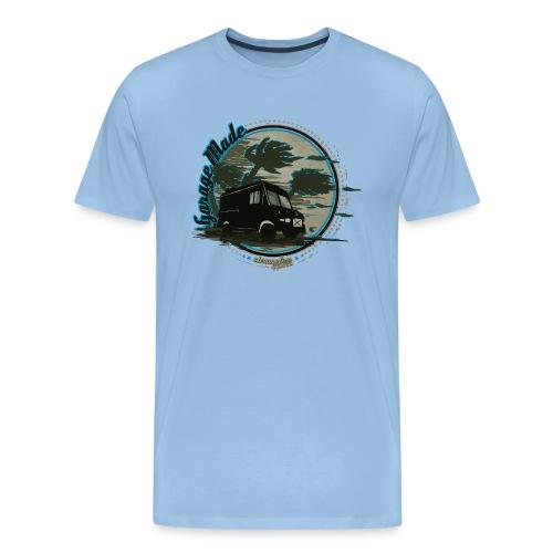 CHROMELESS GARAGE MADE VOL 2 - Männer Premium T-Shirt