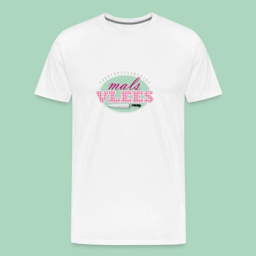 Theatercollectief Mals Vlees logo - Mannen Premium T-shirt