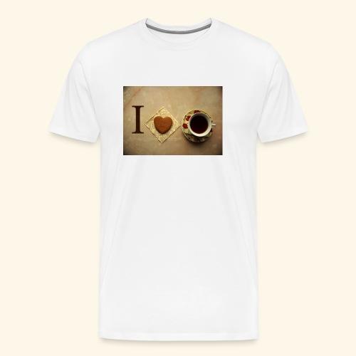 Tea - Camiseta premium hombre