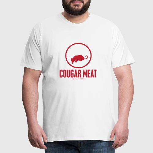 eat - Herre premium T-shirt