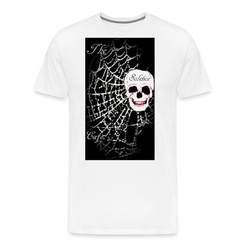 logo for tee4 png - Men's Premium T-Shirt