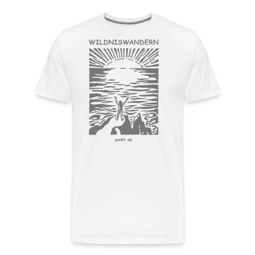 vornegrossneu - Männer Premium T-Shirt