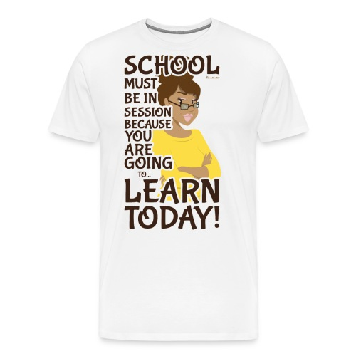 Teacher - Men's Premium T-Shirt