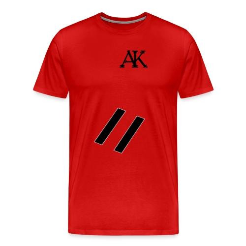 design tee - Mannen Premium T-shirt