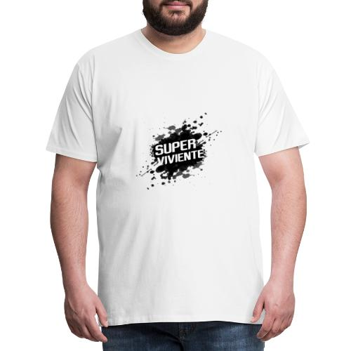 Superviviente - Camiseta premium hombre
