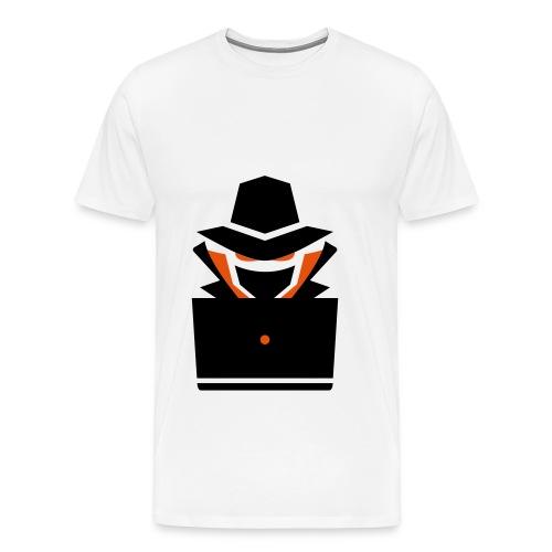 Online_schutz - Männer Premium T-Shirt