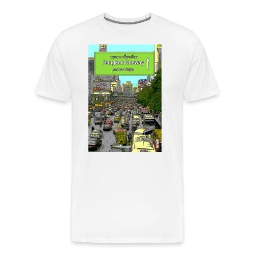 bangkok oneway gross - Männer Premium T-Shirt