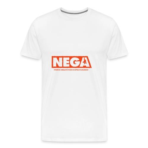 Släpärit - Miesten premium t-paita