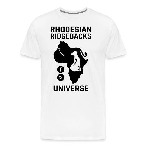 RRU - Premium-T-shirt herr