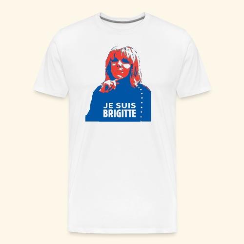 Je suis Brigitte - T-shirt Premium Homme