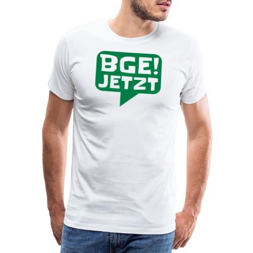BGE! Jetzt - Die Bewegung - Männer Premium T-Shirt