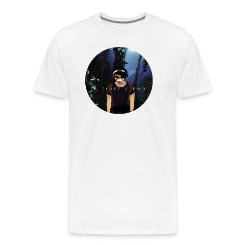 A Thiefs End png - Camiseta premium hombre