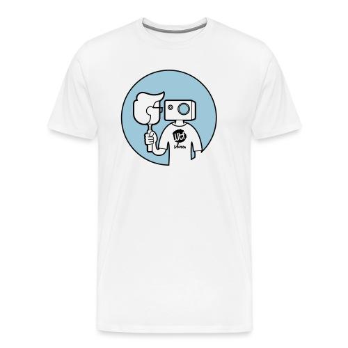 wtf shirts - Mannen Premium T-shirt