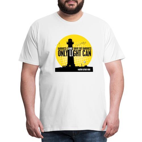 MLK png - Men's Premium T-Shirt