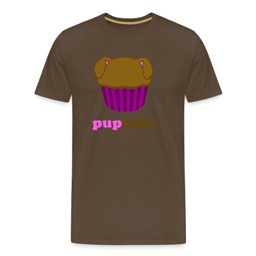 pupcake roze - Mannen Premium T-shirt