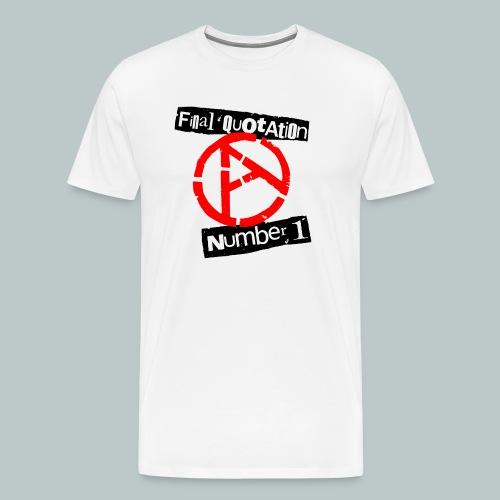 FINAL QUOTATION NUMBER 1 - Men's Premium T-Shirt