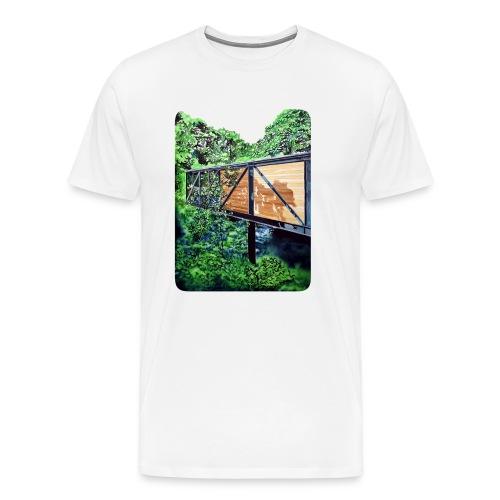 by Eamon O'Kane - Herre premium T-shirt