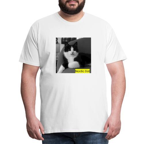 Basse - Herre premium T-shirt