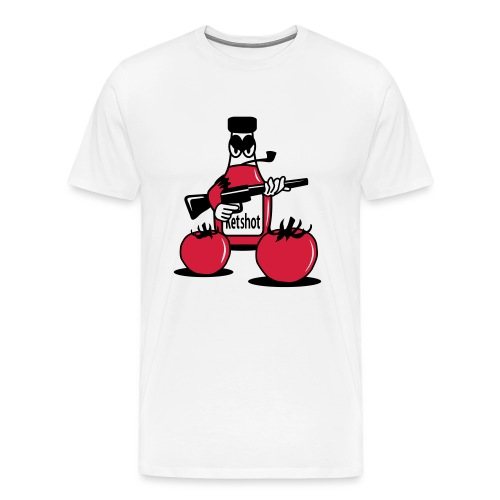 Ketshot - Men's Premium T-Shirt
