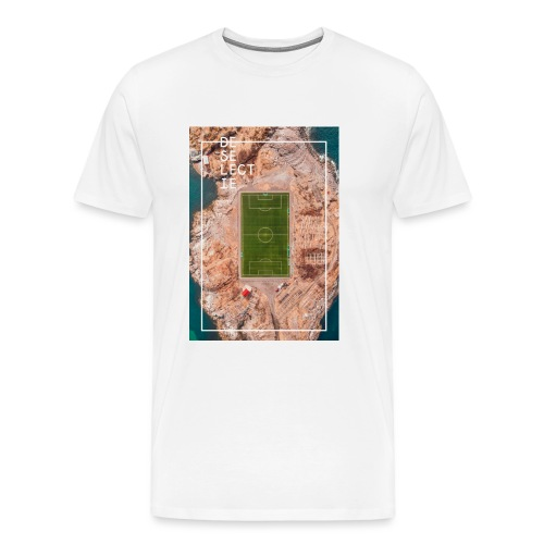 De Selectie - HIT THE FIELD! - Mannen Premium T-shirt