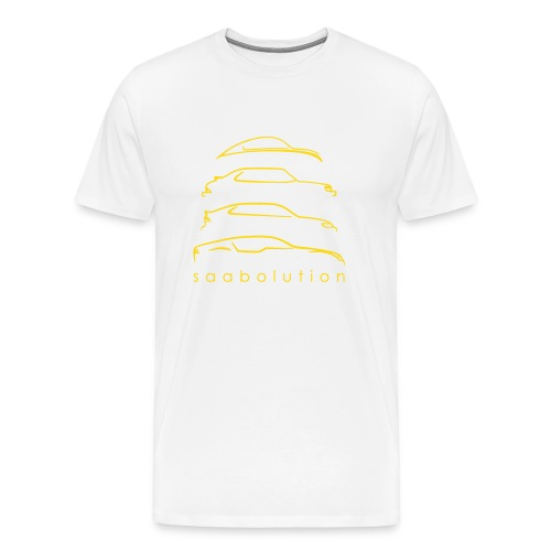 saabolution - Men's Premium T-Shirt