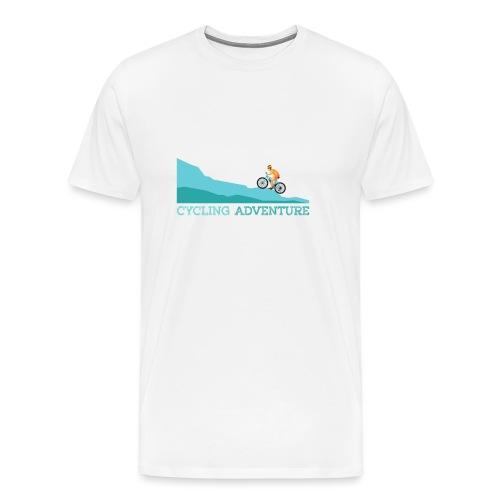 cycling (4) - Männer Premium T-Shirt
