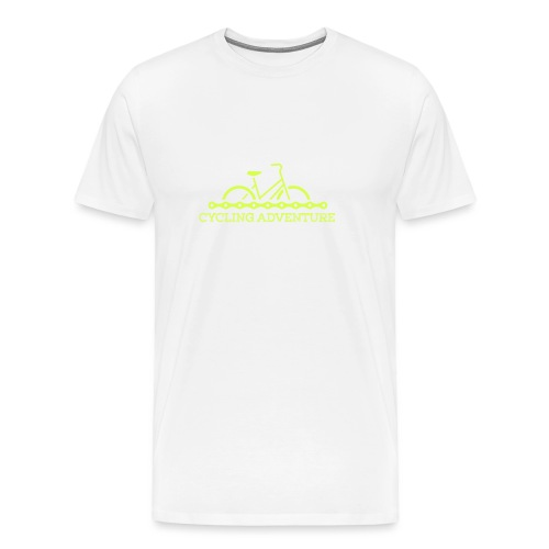 cycling (3) - Männer Premium T-Shirt