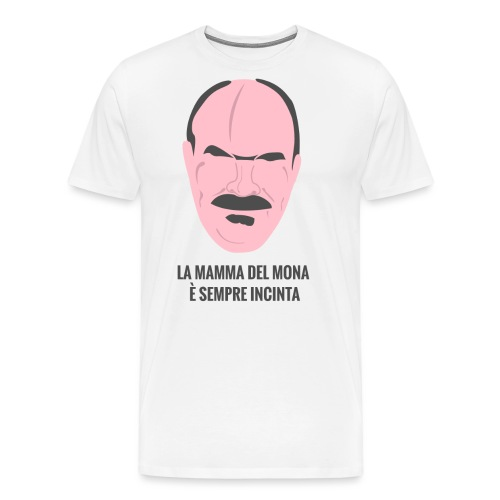 BRS flat edition - Maglietta Premium da uomo