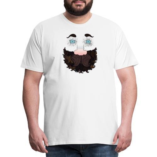 Beard guy - T-shirt Premium Homme