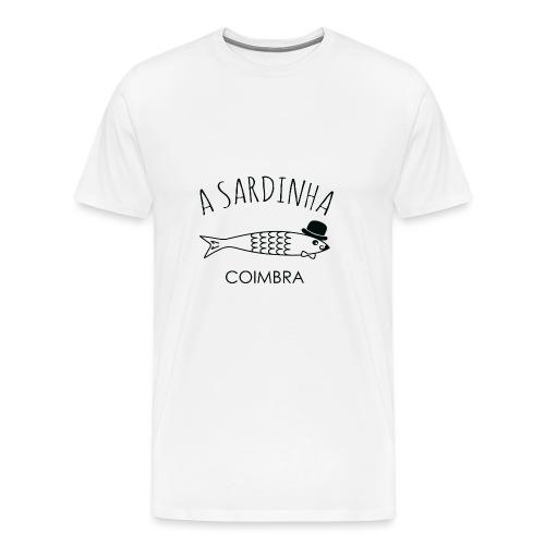 A Sardinha - Coimbra - T-shirt Premium Homme
