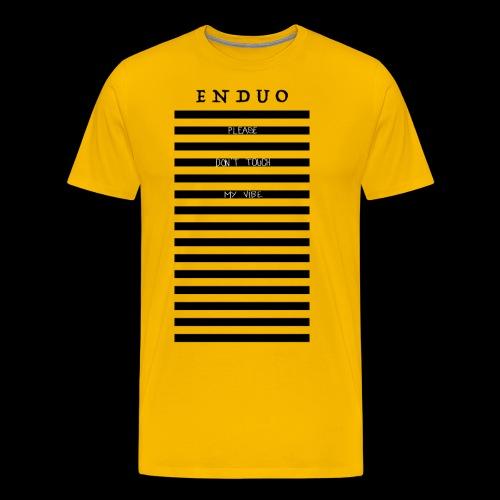 PLEASE DON'T TOUCH - T-shirt Premium Homme
