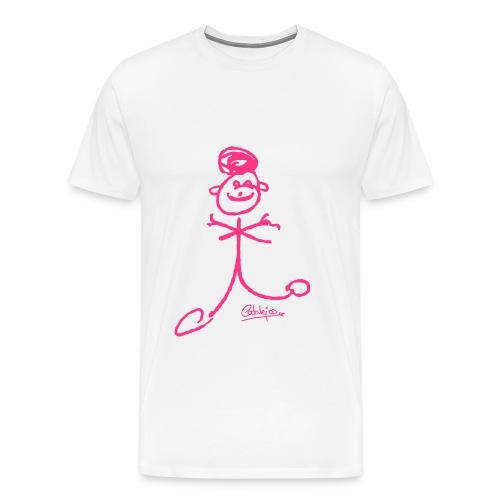 logoVectorizado forma cav2 - Camiseta premium hombre
