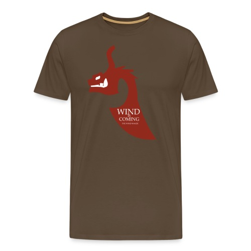 WIND WAKER 1 png - T-shirt Premium Homme