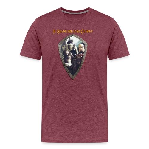 Signore dei Corvi - Maglietta Premium da uomo