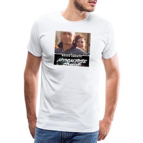 Franco e Feli di Apocalypse zombie - Maglietta Premium da uomo
