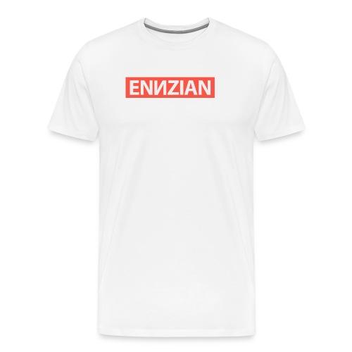 Schriftzug - Männer Premium T-Shirt