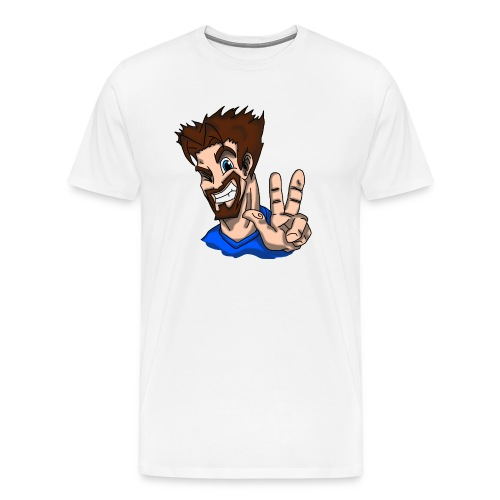 PC Archangel Poloshirt - Männer Premium T-Shirt