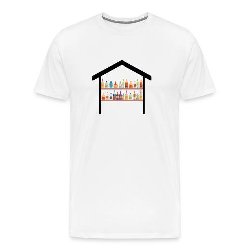 CocktailHouse 4 - Maglietta Premium da uomo