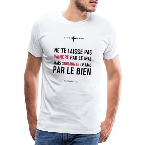 Mal ou Bien - T-shirt Premium Homme