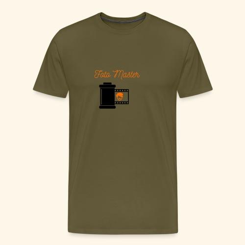 Foto Master - Herre premium T-shirt