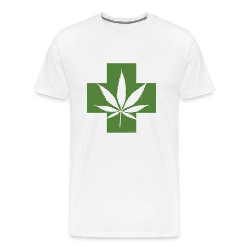 MEDI_WEED - Men's Premium T-Shirt