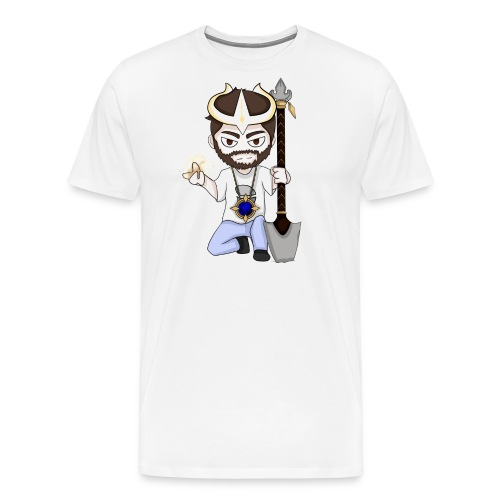 DefSchaufelMerch png - Männer Premium T-Shirt